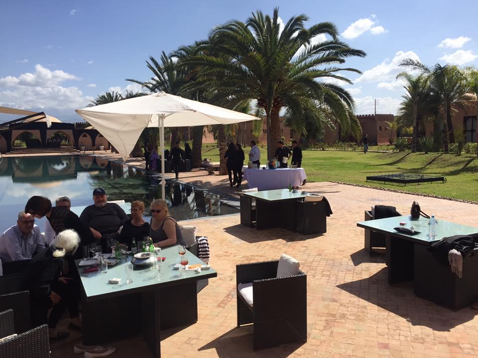 Suite avec piscine Marrakech