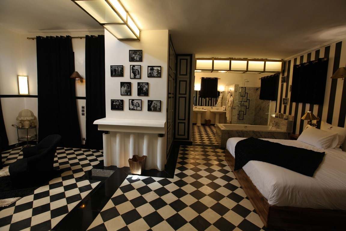 (Français) large suite marrakech